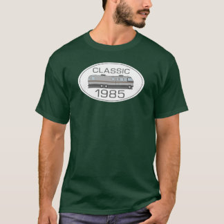 Camiseta Roulotte clássica