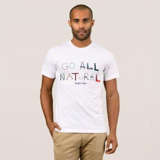 Camiseta Roupa americano básico