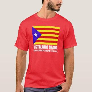 Camiseta Roupa Catalan da independência