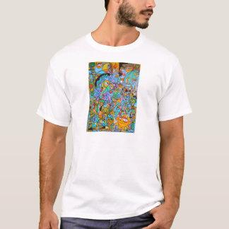 Camiseta Roupa com passeio de The Sun por Lorenzo Traverso