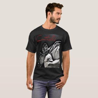 Camiseta Roupa controlada