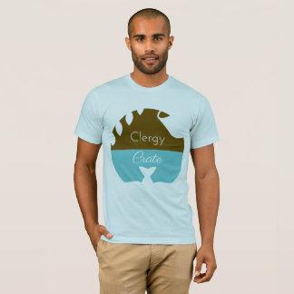 Camiseta Roupa da caixa dos cleros