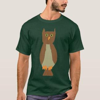 Camiseta Roupa da coruja