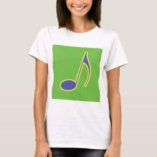 Camiseta Roupa da música do divertimento de Mami Mozart