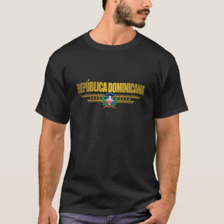 Camiseta Roupa da República Dominicana