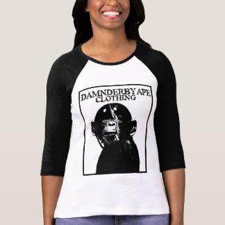 Camiseta Roupa de Damnderbyape