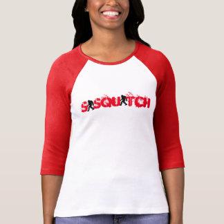Camiseta Roupa de Sasquatch