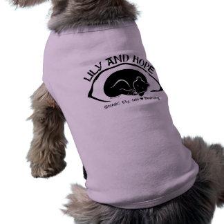 Camiseta Roupa do cachorrinho!