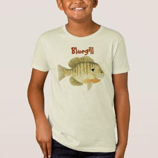 Camiseta Roupa do Sunfish do Bluegill