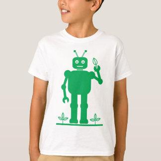 Camiseta Roupa do Verde-Bot