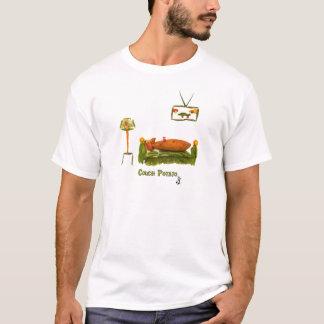 Camiseta Roupa do viciado em televisão