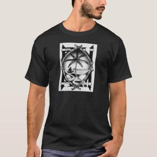Camiseta Roupa e acessórios do selo de Guam