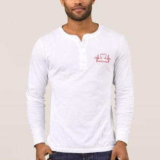 Camiseta Roupa feita sob encomenda do nome & da ocupação do