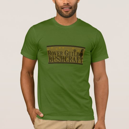 Camiseta Rover Guild Bushcraft T-Shirt 3