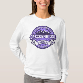 Camiseta Roxo de Breckenridge