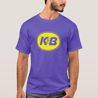 Camiseta Roxo e T do ouro K&B