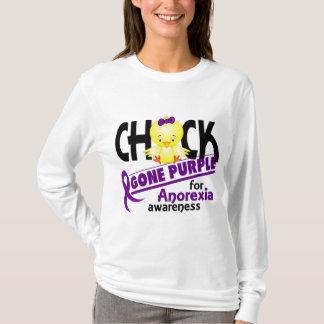 Camiseta Roxo ido pintinho 2 da anorexia