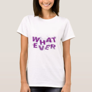 Camiseta Roxo o que png