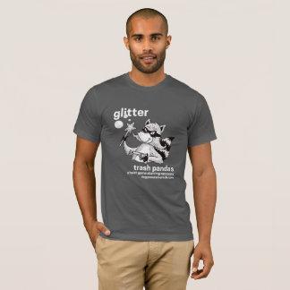 Camiseta RPG das pandas do lixo: Brilho, selvagem