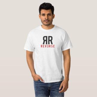Camiseta RR vermelho e preto