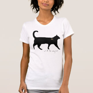 Camiseta Rua de la Marguerite - mulheres do vintage