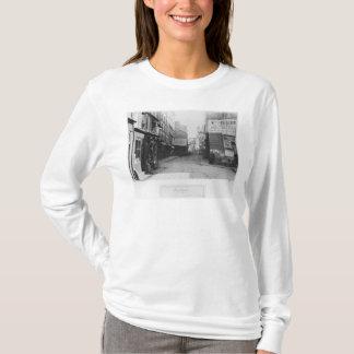 Camiseta Rua Descartes, da rua Mouffetard, Paris