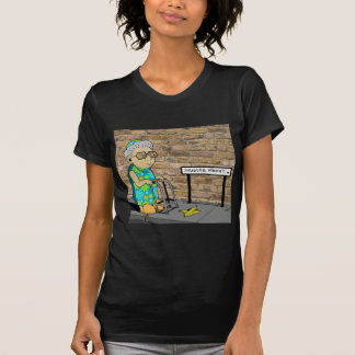 Camiseta Rua do perigo