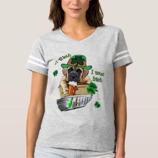 Camiseta Rua inglesa Patricks do Mastiff