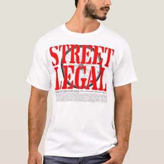 Camiseta Rua Massachusetts legal