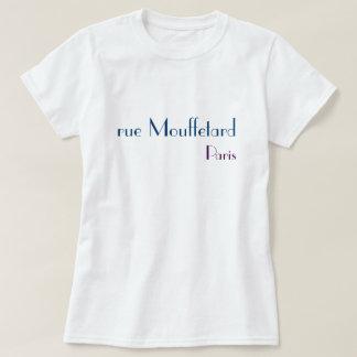 Camiseta Rua Mouffetard, Paris