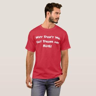 Camiseta Rua o dia muito?