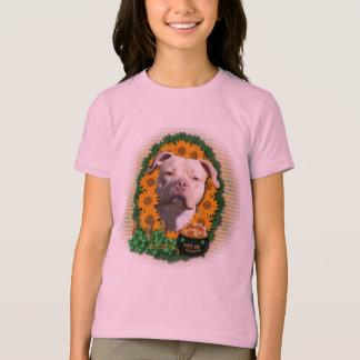 Camiseta Rua Patricks - pote de ouro - Pitbull - menina do