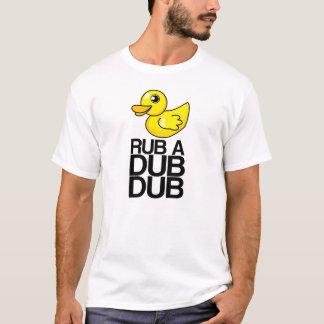 Camiseta RUB oficial um T do DUB do DUB