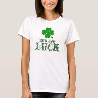 Camiseta RUB para a sorte