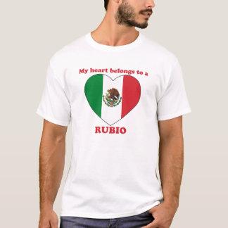 Camiseta Rubio