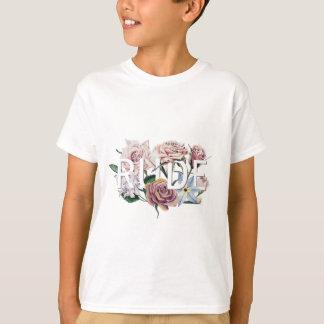 Camiseta Rude floral