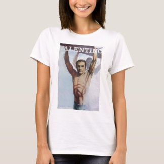 Camiseta Rudolph Valentino: www.AriesArtist.com