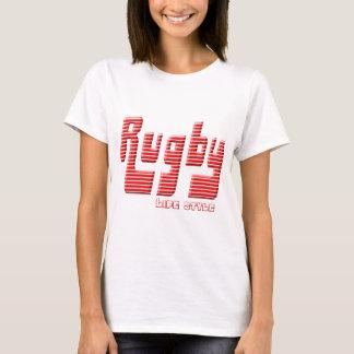 Camiseta Rúgbi vida estilo