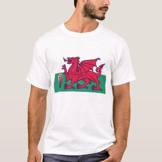 Camiseta rugby de galês