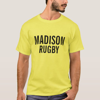 CAMISETA RUGBY DE MADISON