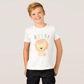 Camiseta Rugido do leão