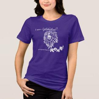 Camiseta Rugido fabuloso