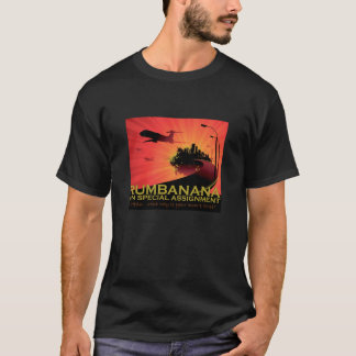 Camiseta Rumbanana na atribuição especial