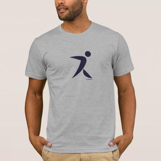 Camiseta run hi design