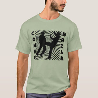Camiseta Ruptura combinado