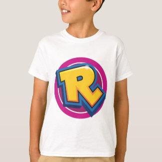Camiseta Ruptura reduzida