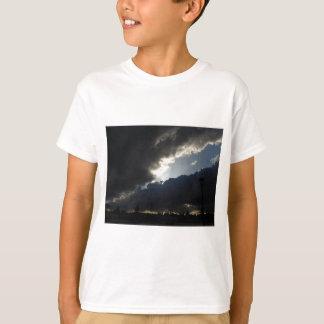 Camiseta Rupturas da luz completamente