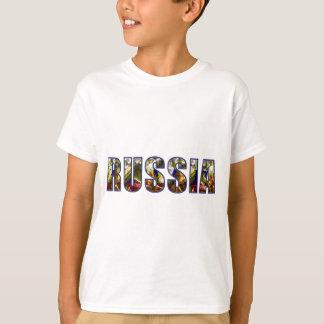 Camiseta Rússia