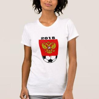 Camiseta Rússia 2018