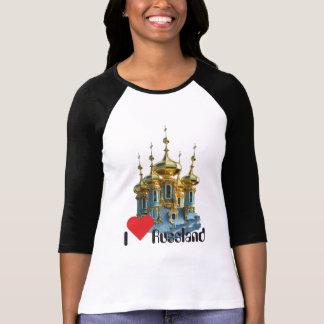 Camiseta Russia Rússia St. Petersburg